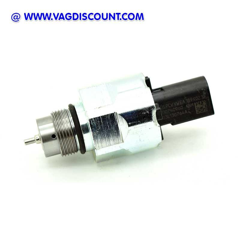 NOUVEAU CARBURANT de Distribution Pression Vanne de régulation Audi Seat Skoda VW 03l130764a 5ws40730