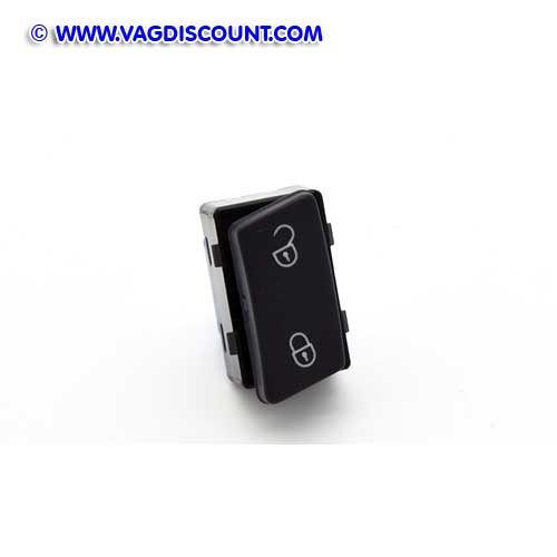 Bouton de verrouillage Touran Caddy III